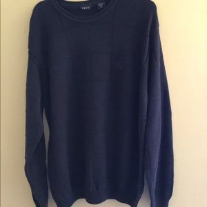 NWOT IZOD cotton sweater